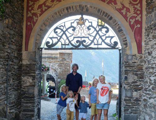 Unser schön entspannter Familienurlaub an der Mosel