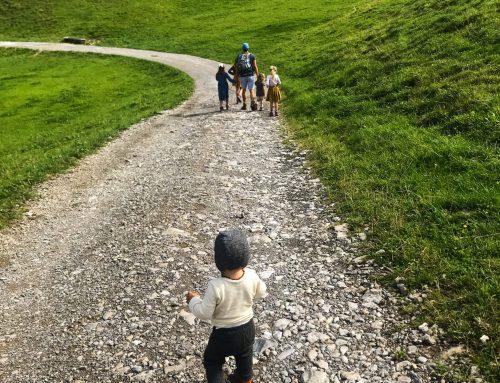 Wandern mit Kindern: Das sind unsere fünf Lieblingsrouten