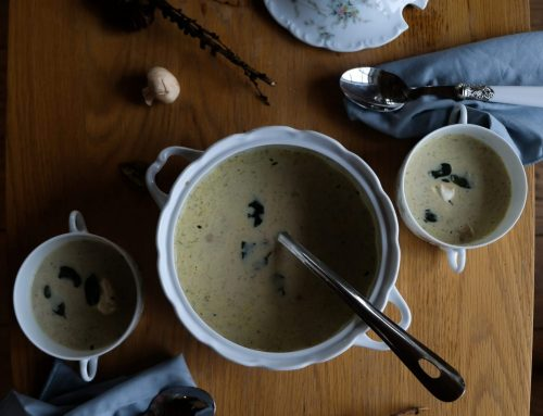 Die allerleckerste Suppe in diesem Herbst