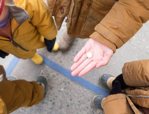 Der Cent-Spaziergang: Wie Kinder gern spazieren gehen. Plus Hamburg Tipps