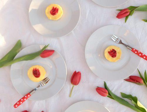 Unser liebster Käsekuchen: Köstlich kleine Cheesecakes