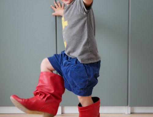 Das hat Style: Mein Sohn, der Crossdresser