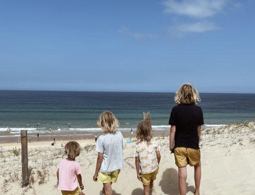 Weniger Bussibussi, mehr Amore: Warum es auch schön ist, große Kinder zu haben